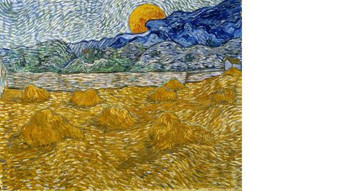 estate-vicent-van-gogh-paesaggio-con-covoni-e-luna-che-sorge-1889